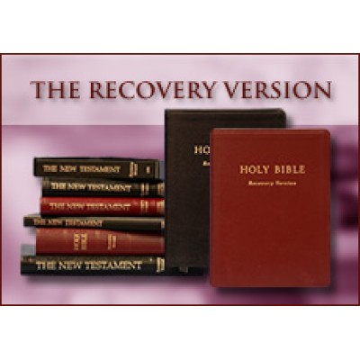 Recovery Version
